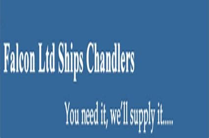 falcon ships chandlers in falmouth cornwall uk - Boat Supplies West Yorkshire