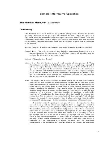 Informative Speech Essay by Informative Speech Essays Thesis Statements For Informative Essays Thesis Statement Best