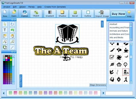 graphic generator free logosmartz logo maker software