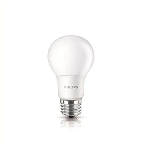 Philips A19 Led Light Bulb Philips 455717 100w Equivalent A19 Led Light Bulb Pack Of