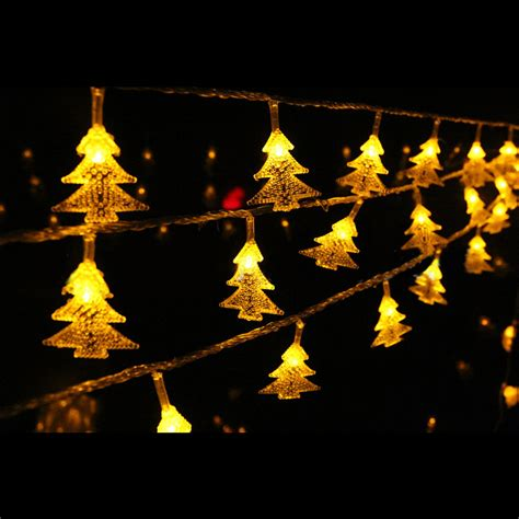 a string of 20 tree lights kcasa 3m 20 led tree string lights led for