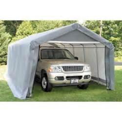 portable garages car storage shelters vehicle shelters