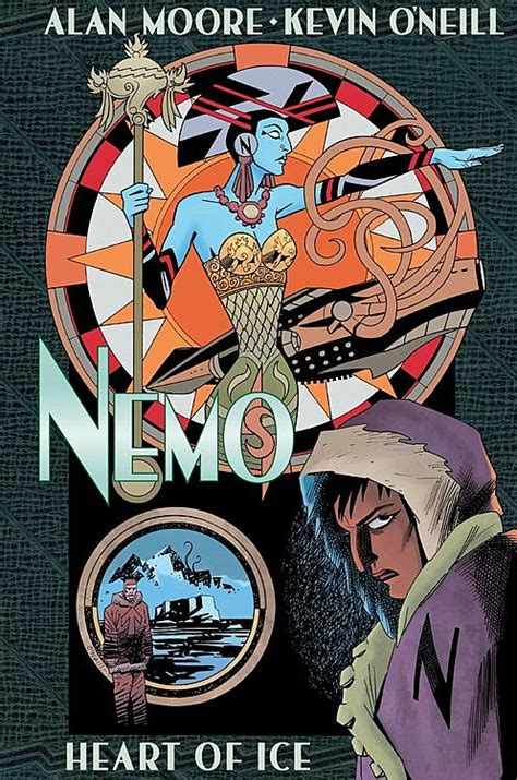 descargar the league of extraordinary gentlemen nemo trilogy slipcase edition libro gratis nemo heart of ice is the league of extraordinary gentlemen streamlined review