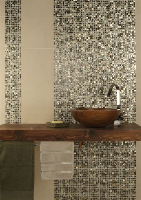 mosaic bathroom tiles ideas elegant mosaic tile bathrooms 54 best for home design