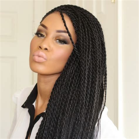 best seneglese twist hair senegalese twist braids medium size google search hair