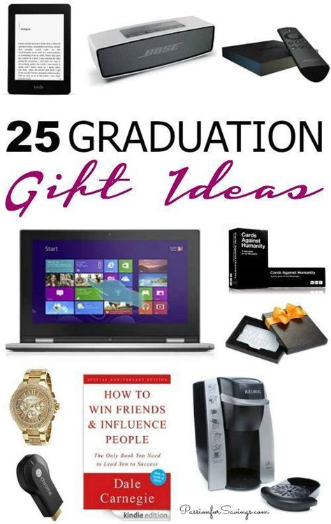 25 gift ideas 25 graduation gift ideas