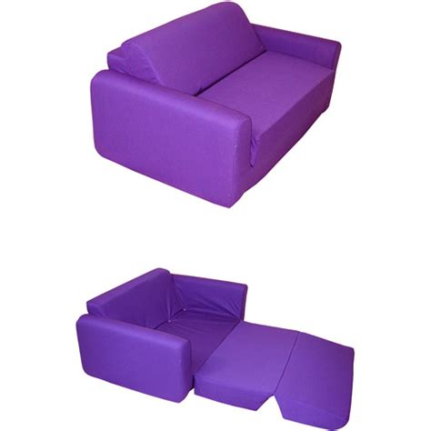 Kids Sofa Sleeper Purple Walmart Com Toddler Sleeper Sofa