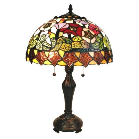 amora lighting tiffany l amora lighting 21 in tiffany style poppies l