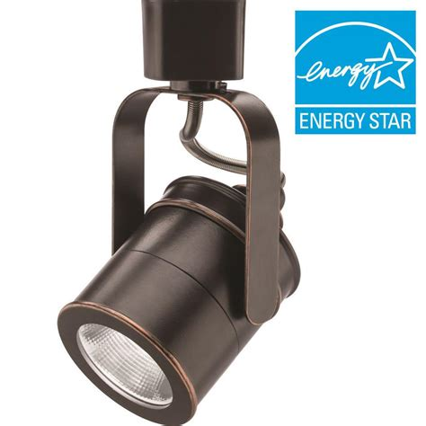 mini track light heads lithonia lighting spotlight 1 light oil rubbed bronze