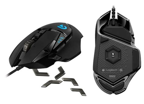 Jual Mouse Gaming Logitech G502 jual logitech g502 proteus spectrum gaming mouse 910