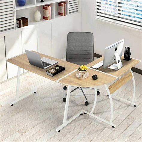 scrivania ufficio offerta scrivania angolare portapc computer tavolo lavoro ufficio