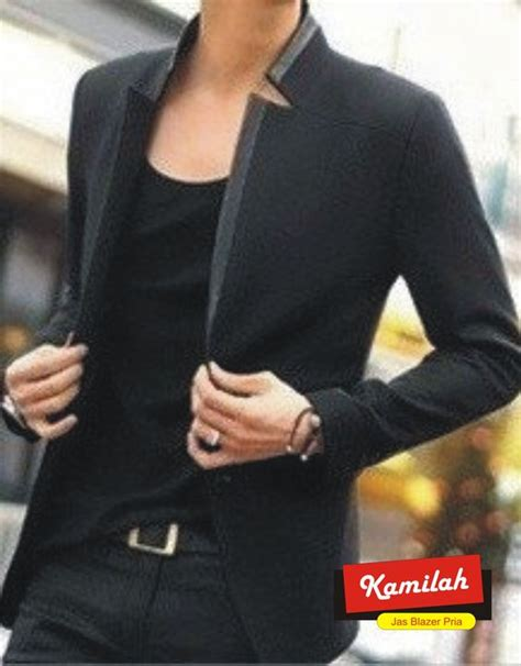 Jas Blazer Pria Casual Model Korea sms wa 0896 0610 6576 bbm 53502886 jaket blazer murah toko baju laki laki fashion