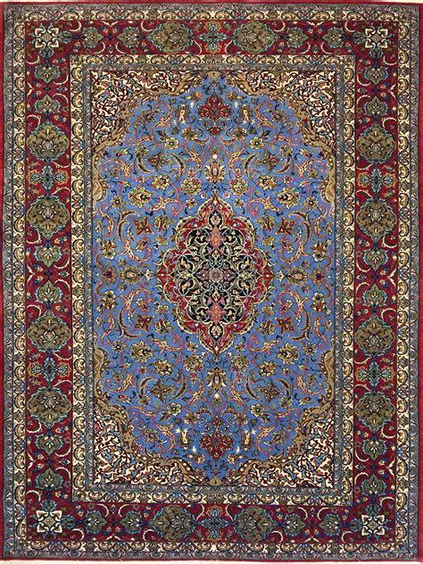tappeti isfahan tappeto persiano isfahan kurk e seta