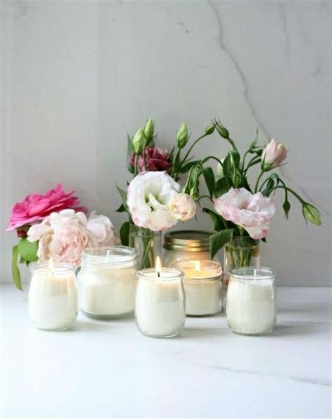 contenitori per candele 1001 idee per candele fai da te da creare a casa