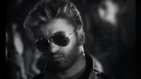 george michael s father george michael father figure the music video depicts a relationship between a cab driver