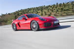 Porsche Cayman Awd 2016 Porsche Cayman Gt4 Put To The Test On New Ignition W