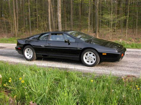old car manuals online 1988 lotus esprit parking system 1988 lotus esprit turbo for sale lotus esprit 1988 for sale in alliance ohio united states