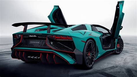 cars lamborghini 2017 2017 lamborghini aventador sv sacrificed it s roofing