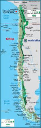 Chile On World Map by Puerto Montt Chile Photos Worldatlas Com
