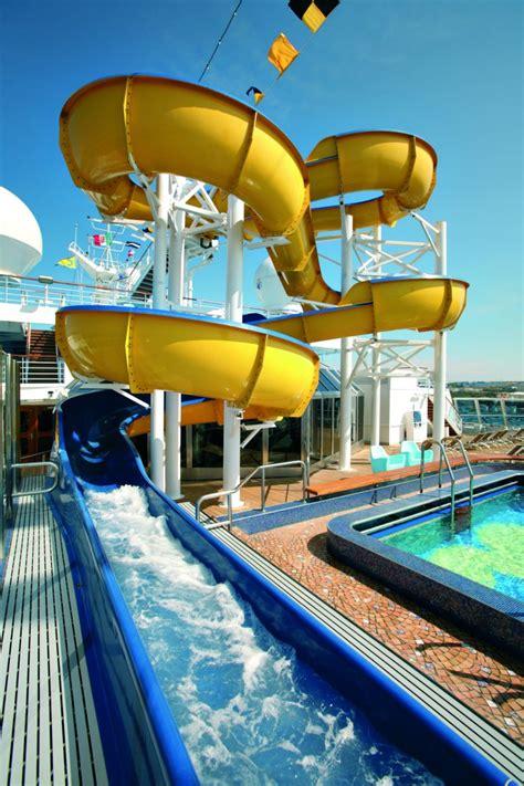 Wasserrutsche Aidaprima by Costa Concordia Wasserrutsche 187 Kreuzfahrten Center