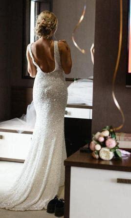 Theia Lenni, $1,800 Size: 2   Used Wedding Dresses