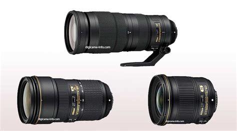 lihat penakan lensa nikkor 24 70mm f 2 8e ed vr yang
