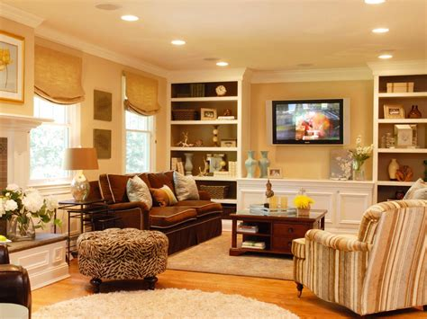 Bookcase In Living Room by Photo Page Hgtv