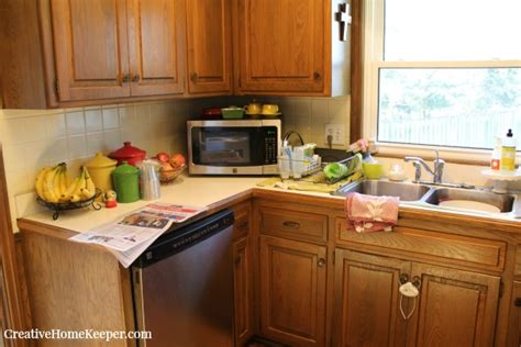 kitchen counter organization kitchen counter organization creative home keeper