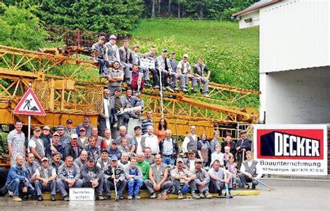 bauunternehmen schwarzwald nusplingen dritte generation will auch bauen nusplingen