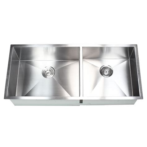 42 inch stainless steel undermount 60 400 bowl