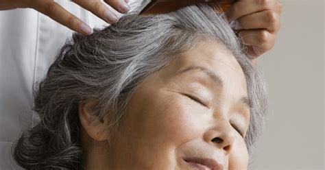 how to bring out gray in hair how to make your grey hair shine ehow uk
