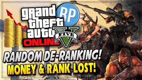 reset gta online stats gta 5 money rank reset wtf gta 5 online gameplay