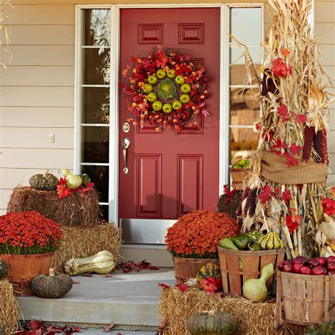 front porch fall decor front porch decorating ideas for fall ultimate home ideas