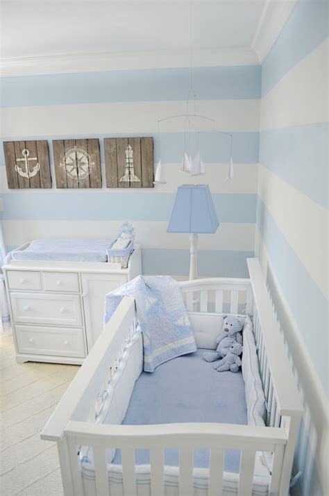 Nautical Decor For Baby Nursery Maverick S Nautical Nursery Project Nursery
