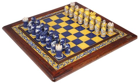 beautiful chess sets the most beautiful chess set i have seen italian ceramics pintere