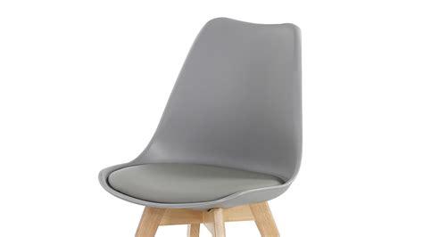 stuhl 4 beine stuhl borkum 4er set kunststoff grau beine in buche massiv