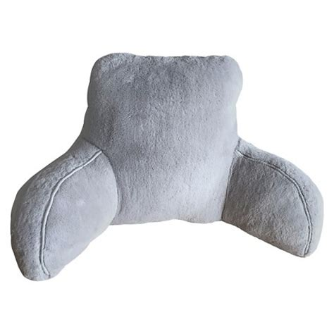 target bed rest pillow bed rest gray room essentials target