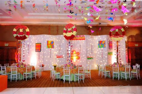 Mickey Mouse Clubhouse Bedroom Set 60 s hippie theme bar mitzvah party ideas photo 5 of 21