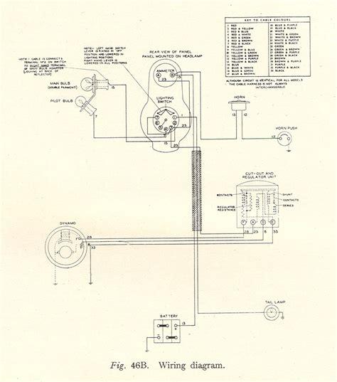bsa a10 wiring diagram wiring diagram with description