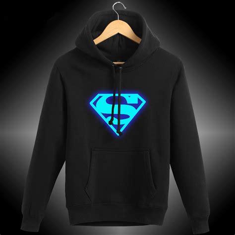 Sweatshirt Superman popular black superman hoodie buy cheap black superman