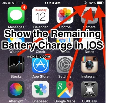what percentage of the original charge is left on the capacitor after 1 6 s of discharging how to show battery percentage on iphone to indicate remaining battery