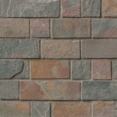 tile pattern brickwork california gold tumbled brick pattern tile mosaics