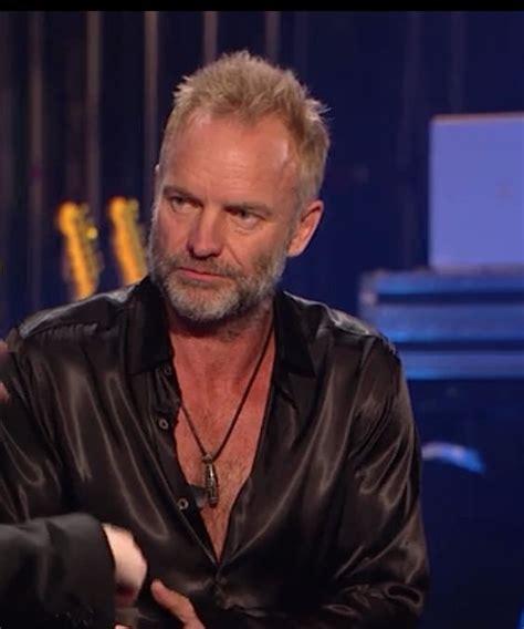 Sting Wearing A Tibetan Dzi Bead The Need To Bead