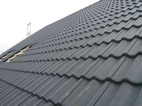 dach lebensdauer dach aus betondachsteinen abenteuer hausbau