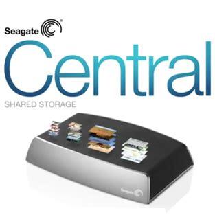 seagate central 4tb network attached storage sale $159.99