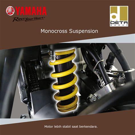 monocross suspension kredit motor yamaha bandung