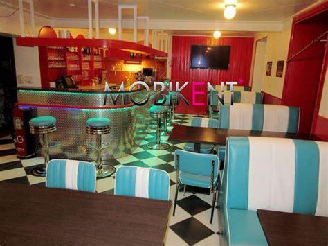 Retro Diner Le by Am 233 Nagement D Un Restaurant R 233 Tro Am 233 Ricain 224 232 Ve