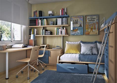 tiny room design small floorspace kids rooms