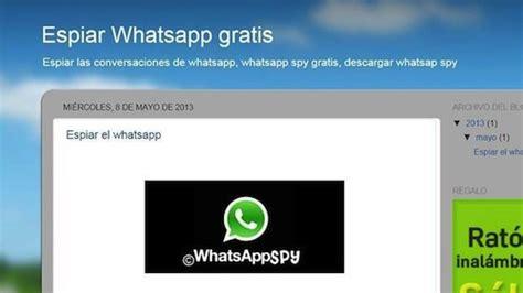 tutorial espiar conversaciones whatsapp espiar conversaciones de whatsapp share the knownledge