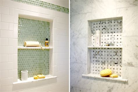 bathroom shower niche ideas top 10 tile design ideas for a modern bathroom for 2015